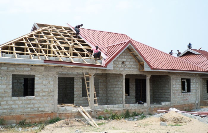 Projects At Afienya