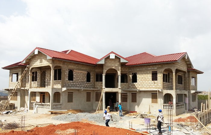 Projects At Oyibi